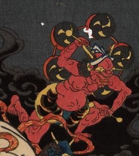 雷神(国際日本文化研究センター)