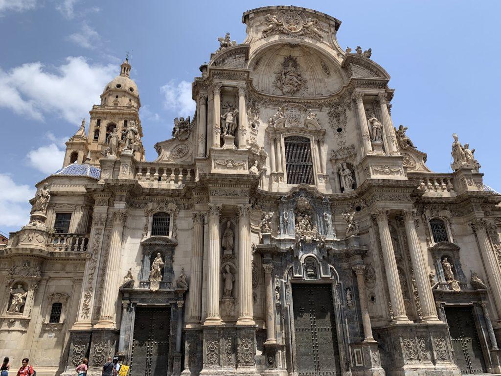 ムルシア大聖堂、ムルシア:Murcia