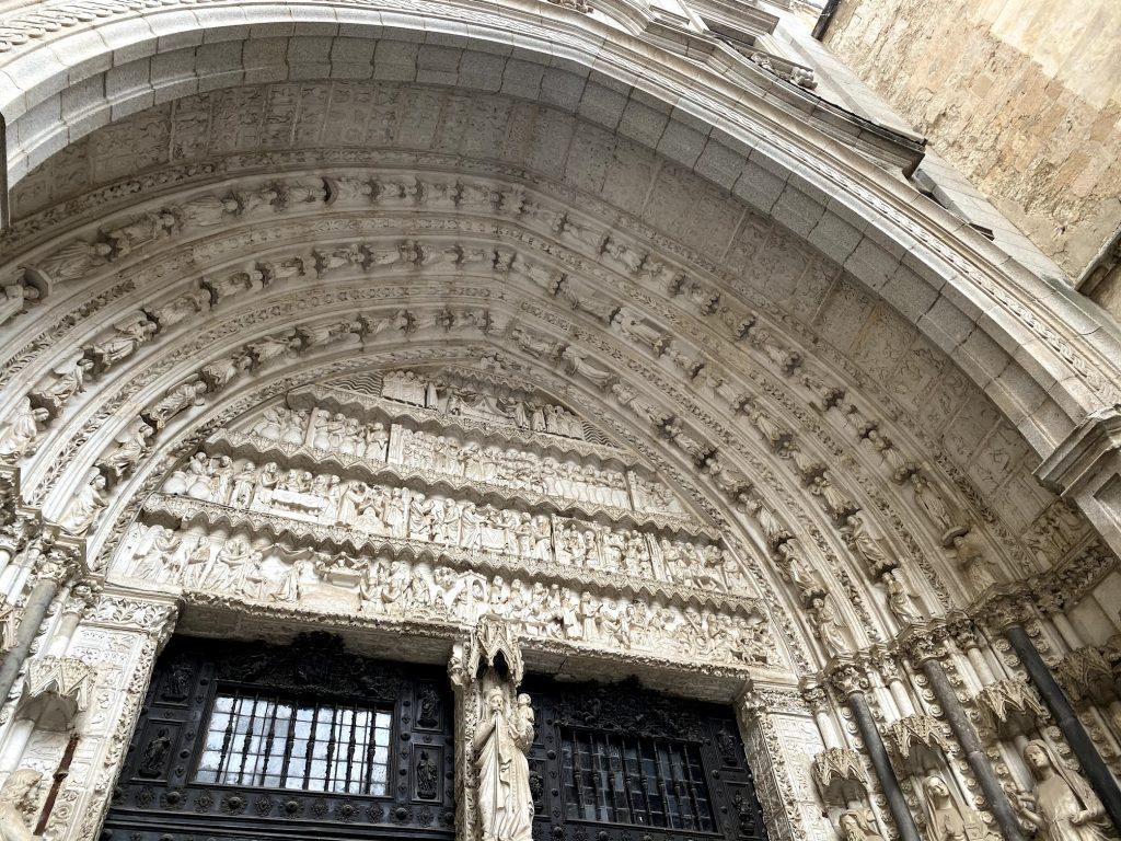 トレド大聖堂、トレド:Toledo